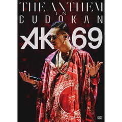 AK-69/THE ANTHEM in BUDOKAN(DVD)