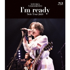 山本彩/山本彩 LIVE TOUR 2019 ~I'm ready~(Blu-ray)