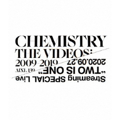 CHEMISTRY/CHEMISTRY THE VIDEOS:2009-2019(Blu-ray)