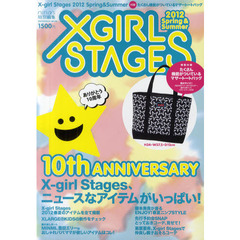 X‐girl Stages 2012 Spring&Summer