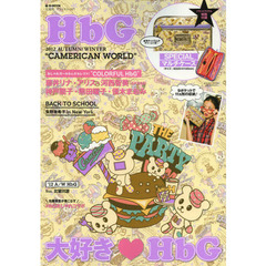 HbG 2012AUTUMN/WINTER CAMERICAN WORLD