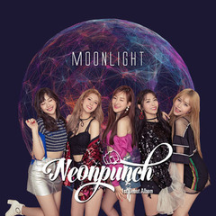 NEONPUNCH/1ST SINGLE : MOONLIGHT(輸入盤)