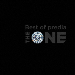 "Best of predia""THE ONE""(Type-A)"
