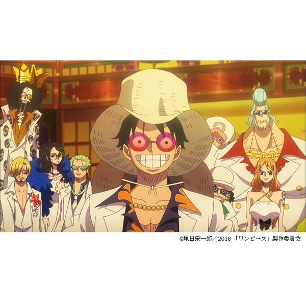 ONE PIECE FILM GOLD Blu-ray スタンダード・エディション<セブンネット限定特典モバイルスマホポーチ付き>(Blu-ray Disc)