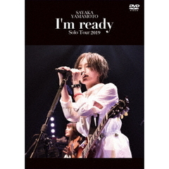 山本彩/山本彩 LIVE TOUR 2019 ~I'm ready~(DVD)