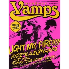 MONTHLY Vamps   2