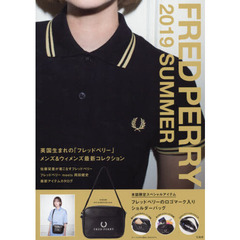 FRED PERRY 2019 SUMMER (ブランドブック)