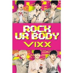 VIXX/Rock Ur Body(輸入盤)