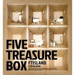 4TH ALBUM : FIVE TREASURE BOX(輸入盤)