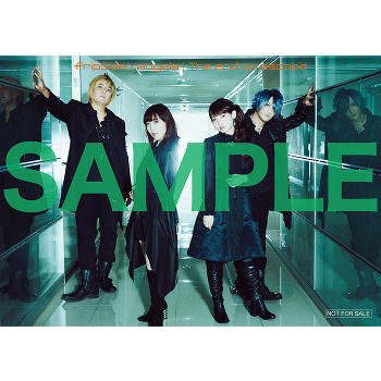 fripSide×angela/The end of escape(初回限定盤/CD+DVD)<セブンネット限定特典:ブロマイド>