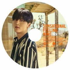 Sensational Feeling Nine<YONG BIN:完全生産限定ピクチャーレーベル盤>