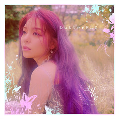 AILEE/2ND ALBUM : BUTTERFLY(輸入盤)