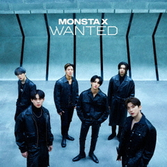 MONSTA X/WANTED(初回限定盤A/CD+DVD)