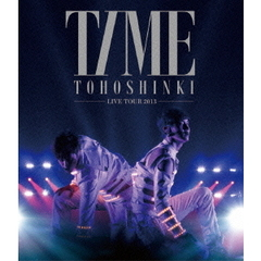 東方神起 LIVE TOUR 2013 TIME<オリジナルクリアファイルA付き>(Blu-ray Disc)
