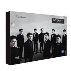 EXO/EXO PLANET #2 CONCERT BLU-RAY<輸入盤>(初回外付けポスター付)(Blu-ray Disc)(Blu-ray)