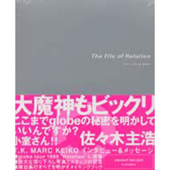 The file of relation The¥book of Globe
