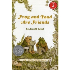 【洋書】Frog and Toad Are Friends