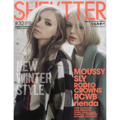 SHEL'TTER #32(2014-2015WINTER) NEW WINTER STYLE MOUSSY/SLY/RODEO CROWNS/RCWB/rienda etc.