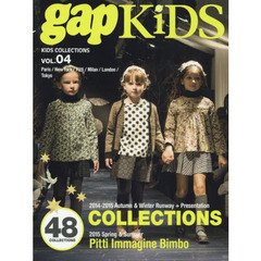 gap KiDS KiDS COLLECTIONS VOL.04 PARIS,NEW YORK,PITTI,MILAN,LONDON,TOKYO