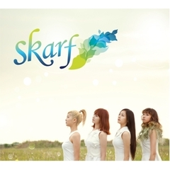 SKARF/1ST SINGLE ALBUM : SKARF (輸入盤)