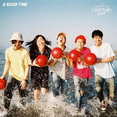 never young beach/A GOOD TIME(外付特典:「ビクターロック祭り~2018~」キャンペーン応募ハガキ付き)