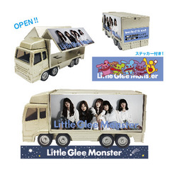 Little Glee Monster/juice!!!!!ツアー/リトラック-juice!!!!!号-