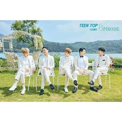 TEENTOP/8TH MINI ALBUM : TEEN TOP STORY : 8PISODE(輸入盤)