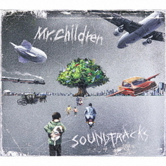 Mr.Children/SOUNDTRACKS(初回限定盤 A/CD+DVD)