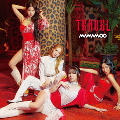MAMAMOO/TRAVEL -Japan Edition-(通常盤/CD)