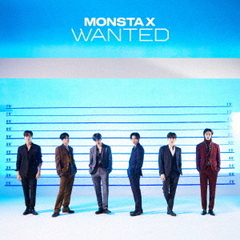 MONSTA X/WANTED(初回限定盤B/CD)