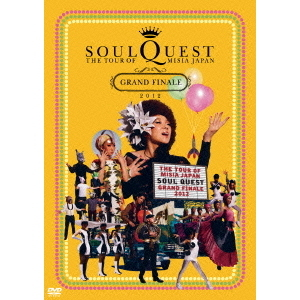MISIA/THE TOUR OF MISIA JAPAN SOUL QUEST -GRAND FINALE 2012 IN YOKOHAMA ARENA-<初回生産限定版>