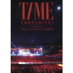 東方神起 LIVE TOUR 2013 TIME  FINAL in NISSAN STADIUM<オリジナルクリアファイルA付き>