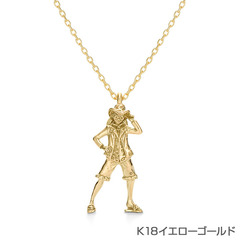 """ONE PIECE"" ルフィ(『ONE PIECE FILM GOLD』 カジノ服) K18"