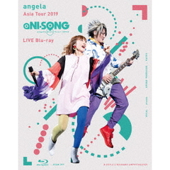 "angela/angela Asia Tour 2019 ""aNI-SONG""(Blu-ray Disc)"
