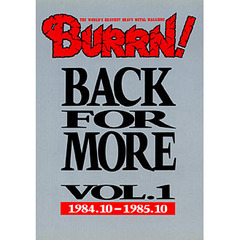 Back for more Vol.1 1984.10-1985.10