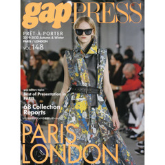 PRET-A-PORTER VOL.148(2019-2020Autumn & Winter) PARIS,LONDON COLLECTIONS