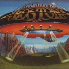 【輸入盤】BOSTON/DON'T LOOK BACK