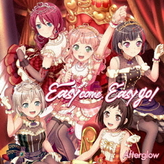 Afterglow/Easy come, Easy go!【Blu-ray付生産限定盤】(連動購入特典対象商品)