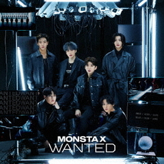 MONSTA X/WANTED(通常盤/CD)