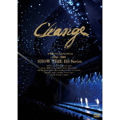 少年隊/SHONENTAI PLAYZONE FINAL 1986~2008 SHOW TIME Hit Series Change <通常版>(DVD)