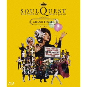 MISIA/THE TOUR OF MISIA JAPAN SOUL QUEST -GRAND FINALE 2012 IN YOKOHAMA ARENA-(Blu-ray Disc)