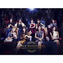 少女時代/GIRLS' GENERATION COMPLETE VIDEO COLLECTION <完全限定盤>(Blu-ray Disc)