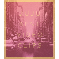 JUJU/JUJU BEST MUSIC CLIPS(Blu-ray Disc)