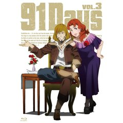 91Days Vol.3(Blu-ray Disc)