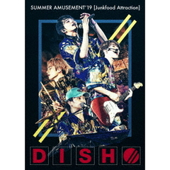 DISH///SUMMER AMUSEMENT'19 [Junkfood Attraction] 初回生産限定盤(Blu-ray Disc)