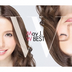 May J. W BEST -Original & Covers-(DVD付)