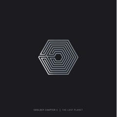 EXO/EXOLOGY CHAPTER.1:THE LOST PLANET(通常盤/2CD + フォトブック (36p)/輸入盤)