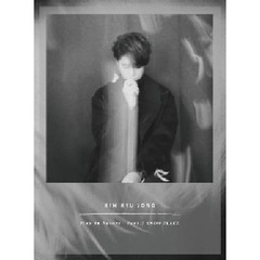 KIM KYU JONG (SS501)/PLAY IN NATURE : PART. 3 SNOW FLAKE(輸入盤)