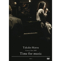 "松たか子/Takako Matsu Concert Tour 2010 ""Time for Music"""