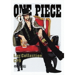"ONE PIECE ワンピース Log Collection ""CP9"" <期間限定生産>(DVD)"